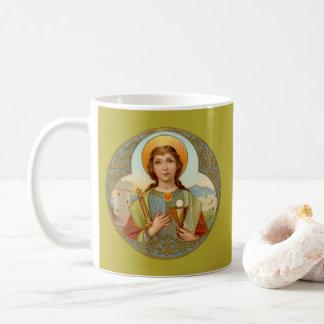 St. Barbara (BK 001) Coffee Mug #2