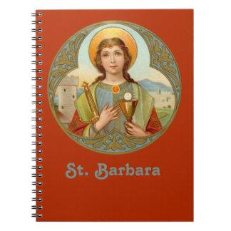 St. Barbara (BK 001) Notebooks