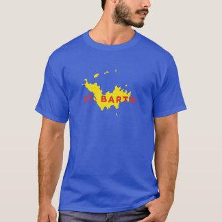 St. Barth Silhouette T-Shirt
