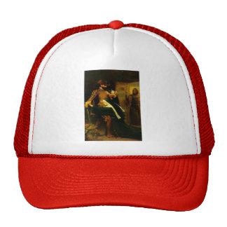St. Bartholemew's Day by John Everett Millais Trucker Hat