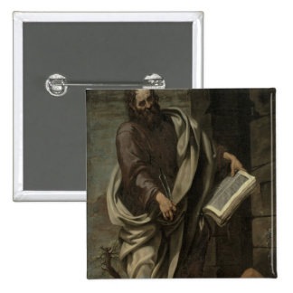 St. Bartholomew, 1620 15 Cm Square Badge