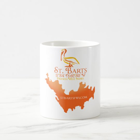 St. Barts FWI Mug