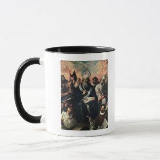 St. Basil Dictating his Doctrine Mug