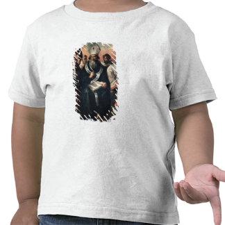St. Basil Dictating his Doctrine T Shirts