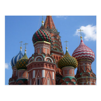 St Basil s Cathedral Post Card