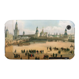St Basil s Cathedral seen from the Kremlin from Case-Mate iPhone 3 Case