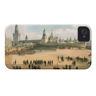 St Basil s Cathedral seen from the Kremlin from Blackberry Cases