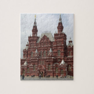St. Basils Cathedral in Red Square, Kremlin, Jigsaw Puzzle
