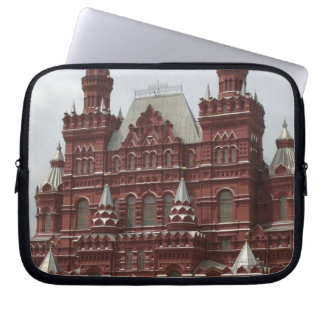 St. Basils Cathedral in Red Square, Kremlin, Laptop Sleeve