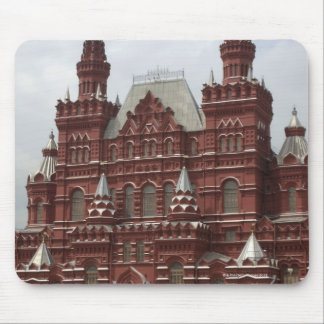 St. Basils Cathedral in Red Square, Kremlin, Mouse Mat