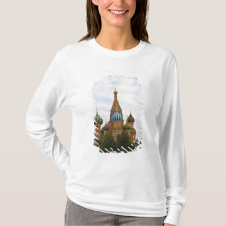 St. Basil's Cathedral in Red Square, Moscow T-Shirt