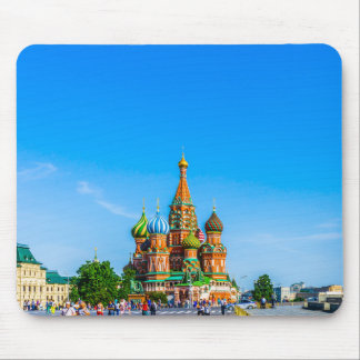St. Basil's cathedral Mouse Mat