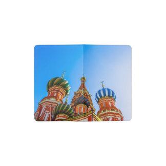 St. Basil's cathedral Pocket Moleskine Notebook