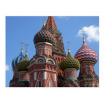 St. Basil's Cathedral Post Card