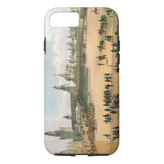 St. Basil's Cathedral seen from the Kremlin, from iPhone 7 Case