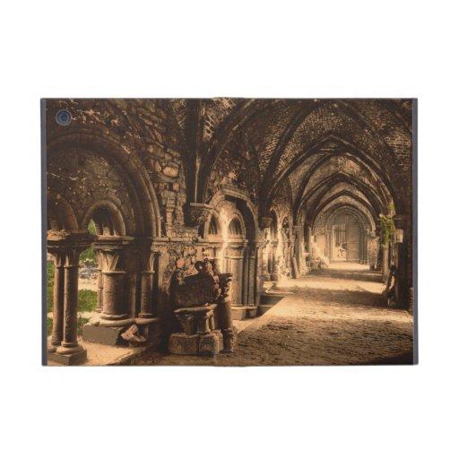 St Bavon Abbey Cloister, Ghent, Belgium iPad Mini Case