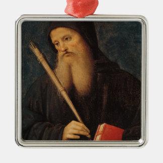 St. Benedict Christmas Ornament