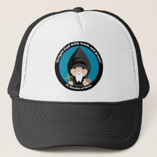 St Benedict of Nursia Trucker Hat