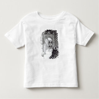 St. Benedict Preaching in the Monastery Toddler T-Shirt