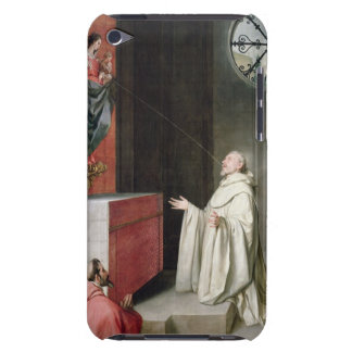 St. Bernard and the Virgin Barely There iPod Case