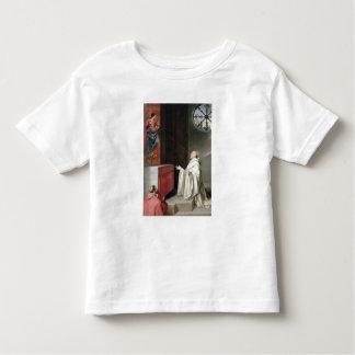 St. Bernard and the Virgin Toddler T-Shirt