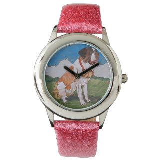 St. Bernard clocks Watches
