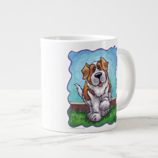 St. Bernard Gifts & Accessories Large Coffee Mug