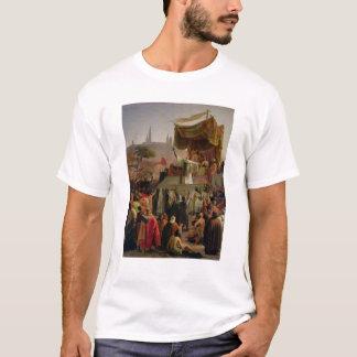 St. Bernard Preaching the Second Crusade T-Shirt
