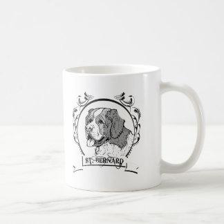 St. Bernard T-shirt Mug