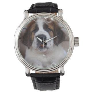 St Bernard Wristwatch