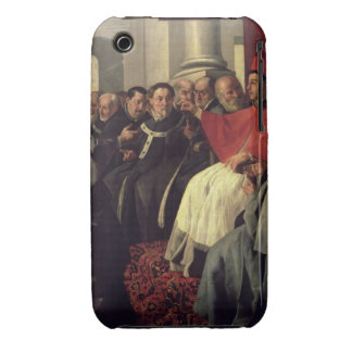 St. Bonaventure (1221-74) at the Council of Lyons iPhone 3 Covers