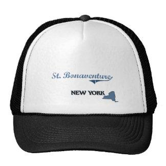 St. Bonaventure New York City Classic Cap