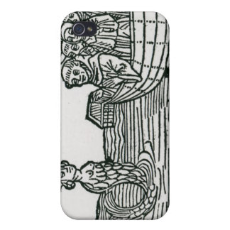 St. Brendan and the Siren iPhone 4/4S Cover