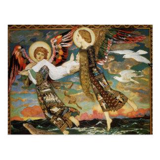 St. Bride by John Duncan Postcard