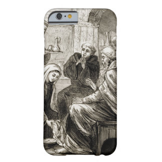 St. Brigit entertaining a Bishop, from 'The Trias Barely There iPhone 6 Case