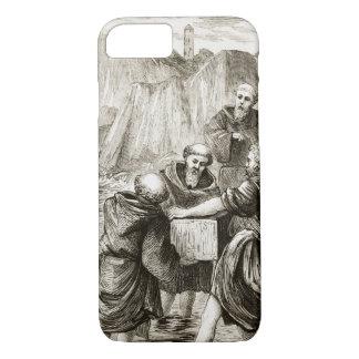 St. Brigit's box, from 'The Trias Thaumaturga, or iPhone 8/7 Case