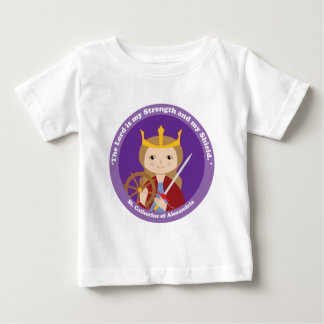 St. Catherine of Alexandria Baby T-Shirt