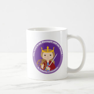 St. Catherine of Alexandria Coffee Mug