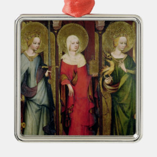 St. Catherine of Alexandria, St. Mary Christmas Ornament