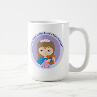 St. Cecilia Coffee Mug