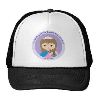 St Cecilia Trucker Hats