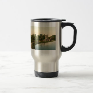 St Chad's Church, Lichfield, Staffordshire, UK Travel Mug