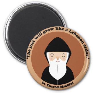 St. Charbel Makhluf Fridge Magnet