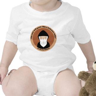 St. Charbel Makhluf Baby Bodysuit