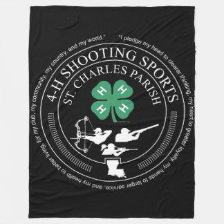 St. Charles Parish Shooting Sports Blanket