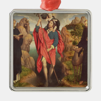 St. Christopher , 1484 Christmas Ornament