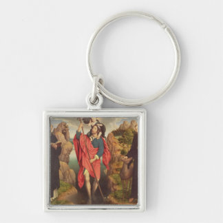 St. Christopher , 1484 Key Ring