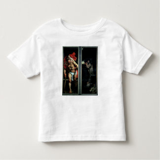 St. Christopher and the Hermit Toddler T-Shirt