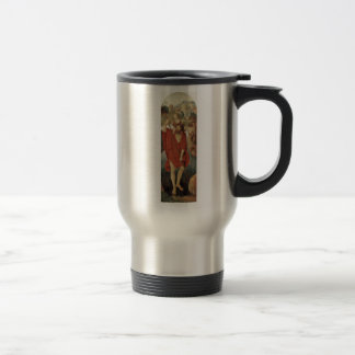 St. Christopher By Memling Hans Coffee Mugs