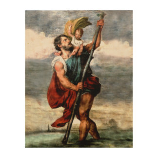 saint christopher art posters framed artwork. Black Bedroom Furniture Sets. Home Design Ideas